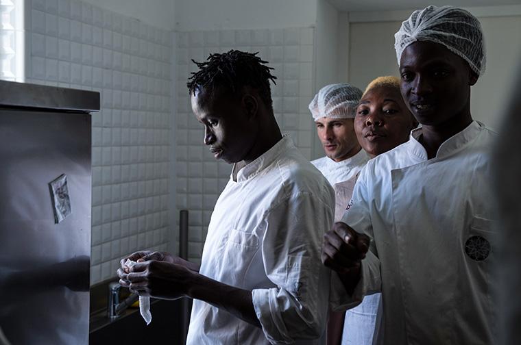 sample picture, Foto: ITA_Labor market integration, Credit: Caritas Internationalis