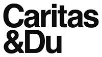 logo caritas und du